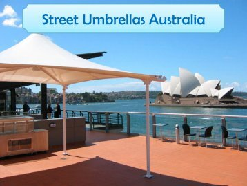 Collapsible Umbrella- Architecture of New Generation