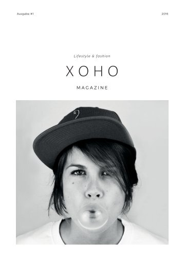 XOHO Magazine #1