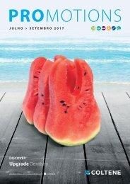 Promoções de Julho a Setembro 2017