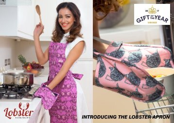 Lobster Homeware Product Catalogue