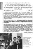 Sommer 2006 - Evangelischen Kirchengemeinde Wahlscheid - Page 4