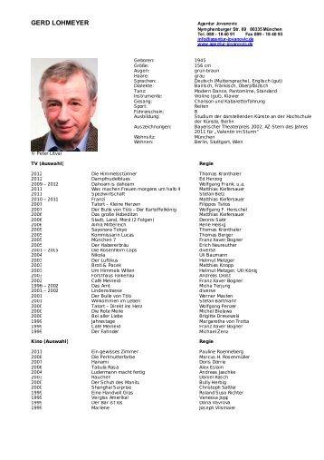 Lohmeyer Kopie neu - Agentur Jovanovic
