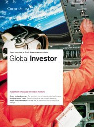 Investment strategies for volatile markets