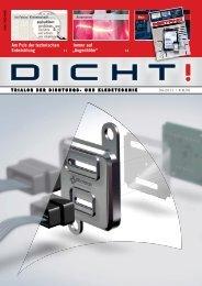 Am Puls der technischen Entwicklung Immer auf ... - ISGATEC GmbH