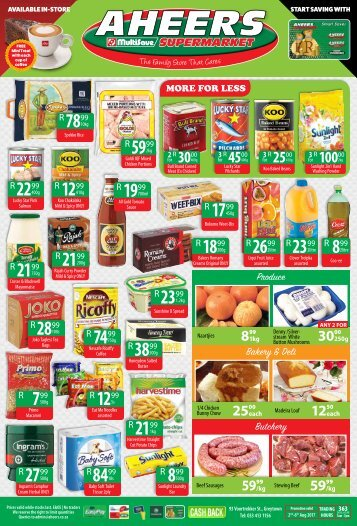 Multisave Promotion