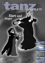 Jazz- und Modern Dance - DTV