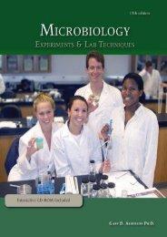 Title: Microbiology Experiments n Lab Techniques