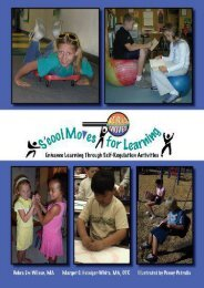 S cool Moves for Learning: Enhance Learning Through Self-Regulation Activities