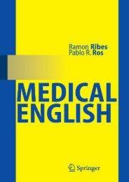 Medical English (Springer ELT)