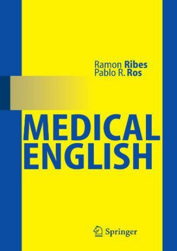 Medical English (Springer ELT)