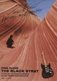 Pink Floyd: the Black Strat,: A History of David Gilmour s Fender Black Stratocaster