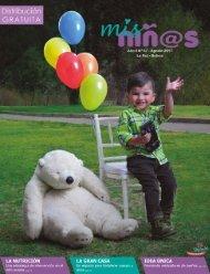 Revista Digital Mis Niños Agosto