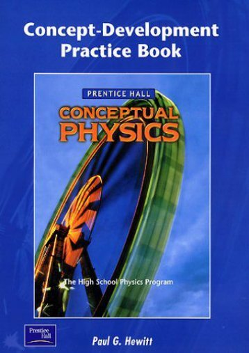 Aw Conceptual Physics Concept