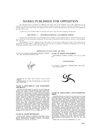 20010918 OG 1. - U.S. Patent and Trademark Office