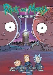 Rick and Morty, Volume 2