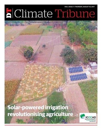 August 2017 Climate Tribune
