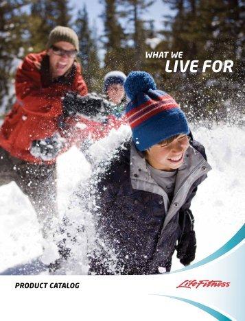 Life Fitness Product Catalog 2010