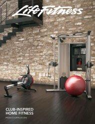 Life Fitness Product Catalog 2016