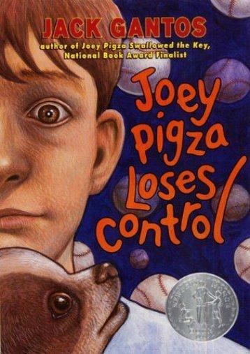 Joey Pigza Loses Control (Joey Pigza Books (Pb))