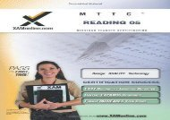 MTTC Reading 05 Teacher Certification Test Prep Study Guide (XAM MTTC)