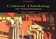 Critical Thinking: An Introduction