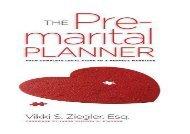 Pre-Marital Planning