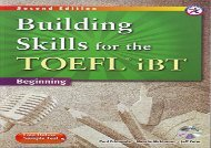 Building Skills for the TOEFL iBT, 2nd Edition Beginning Combined Book   MP3 CD