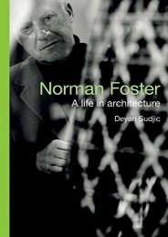 Norman Foster: A Life in Architecture