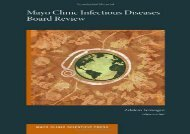 Mayo Clinic Infectious Diseases Board Review (Mayo Clinic Scientific Press)