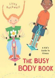 The Busy Body Book: A Kid s Guide to Fitness (Booklist Editor s Choice. Books for Youth (Awards))