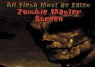 Zombie Master Screen Pdf