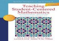 Teaching Student-centered Mathematics: Developmentally Appropriate Instruction for Grades 3-5 (Volume II): 2