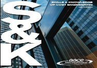 Skills   Knowledge of Cost Engineering 6th Edition