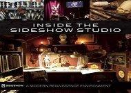 Inside the Sideshow Studio: A Modern Renaissance Environment