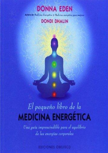 El Pequeno Libro de la Medicina Energetica (Coleccion Salud y Vida Natural)