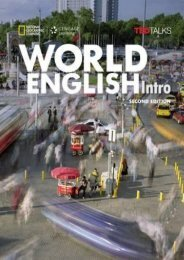 World English Intro: Student Book/Online Workbook Package (World English, Second Edition: Real People Real Places Real)