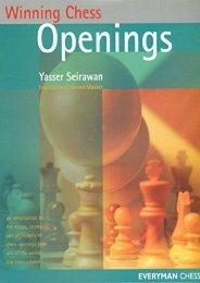 Winning Chess Openings (Winning Chess Series)