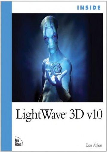 Inside LightWave 3D V10 (Inside (New Riders))