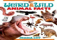 Weird and Wild Animal Facts