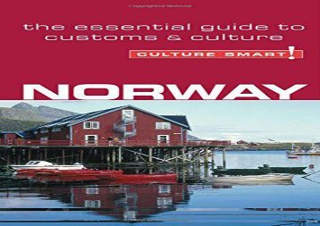 Norway - Culture Smart!: The Essential Guide to Customs   Culture