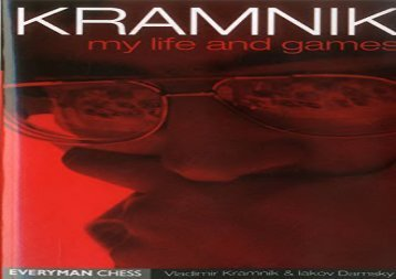 Kramnik: My Life   games