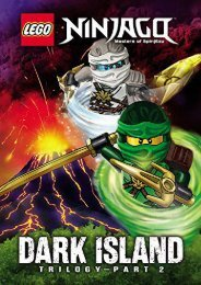 Lego Ninjago: Dark Island Trilogy Part 2 (Lego Ninjago: The Epic Trilogy)