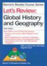 Barron s Global History and Geography Regents Power Pack