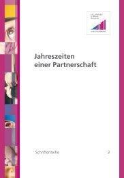 Heft 3 Jahreszeiten einer Partnerschaft - Ehe-, Familien- und ...