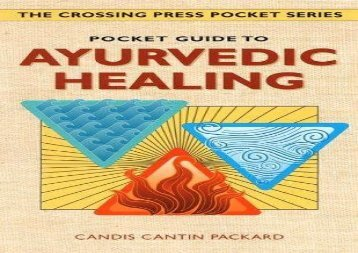 Pocket Guide to Ayurvedic Healing