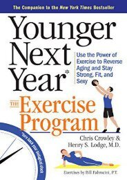 Younger Next Year Exercise Program, The