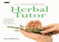 The Gaia Complete Herbal Tutor