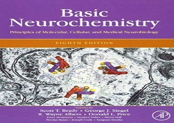 Basic Neurochemistry: Principles of Molecular, Cellular, and Medical Neurobiology