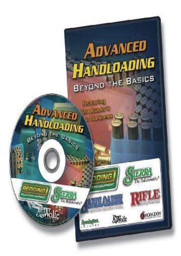 Advanced Handloading