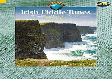 Irish Fiddle Tunes: 62 Traditional Pieces for Violin (Schott World Music Series)